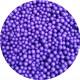 Пенопластовые шарики фиолетовые