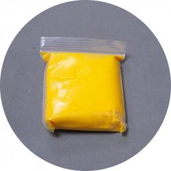 Пластилин легкий желтый